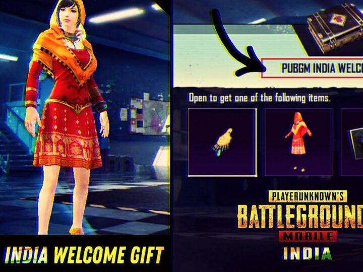 Welcome Gift Leaked Before The Launch Of PUBG Mobile India - Tech Gami