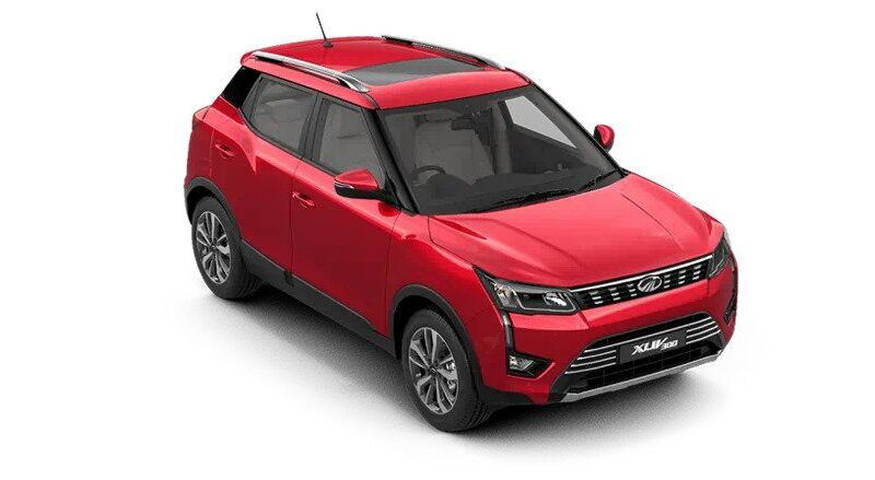 2021 Mahindra XUV300 Launched With Automatic Gear, More Than 40 Connected SUV Technology