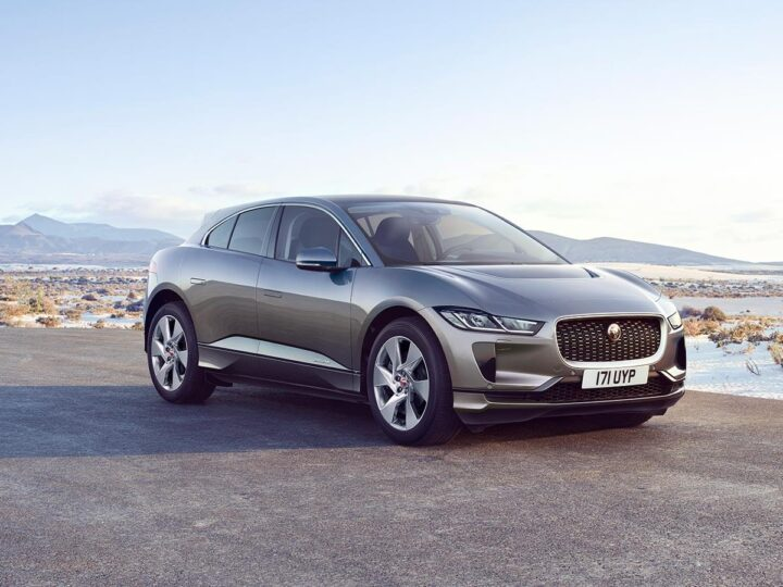 Jaguar I-Pace price and features in india