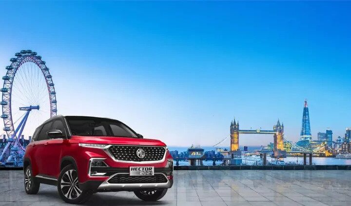 New MG Hector 2021 SUV in India Launched, Price, Engine, Features
